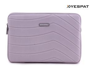 YESPAT BY005 Gray Neoprene Sleeve Carrying Case Bag for Macbook Air 11.6'' Laptop/Netbook Water Proof