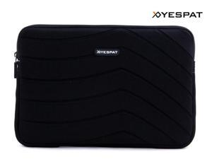 "Yespat BY008 Waterproof Neoprene Laptop Sleeve Carrying Case for Macbook Air 13.3"" (Black)"