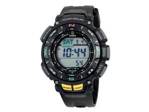 Casio PAG240-1CR Triple Sensor Solar Pathfinder Watch