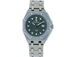Smith & Wesson SWW-09-GRY Grey Titanium Watch
