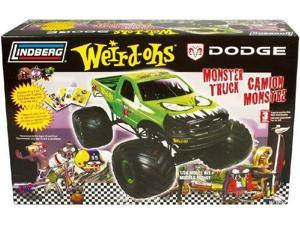 Lindberg Weird-Ohs Monster Truck Wade A Minute