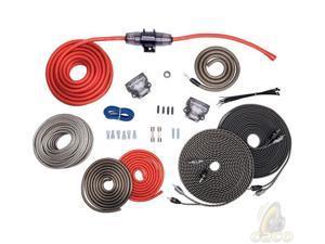 Rockford Fosgate RFK4D - Car amplifier installation kit