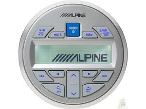Alpine MC20 - Marine Remote Commander w/LCD Display