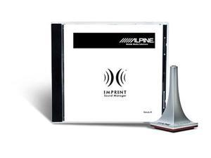 Alpine KTX-H100 Car Audio Equalizer Head Unit Add-On