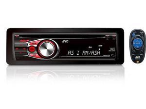 JVC KD-R330 CD Receiver with Dual Auxiliary Inputs