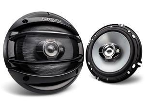 "Kenwood KFC-1664S - 6.5"" 3-Way Full-Range Speakers"