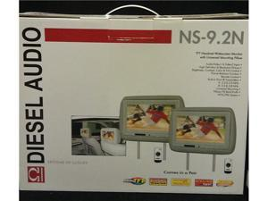 Diesel Audio Ns-9.2n 9inch Headrest Monitor