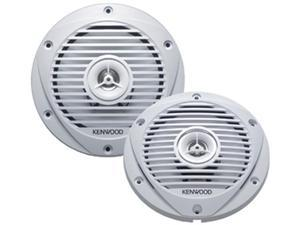 "Kenwood KFC-1652MRW 6.5"" 2-Way 120W Marine Speaker"