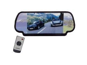 "Absolute MIR73 Rearview Mirror with Built-In 7"" TFT/LCD Monitor"