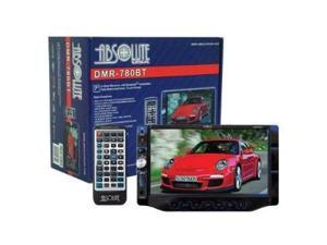Absolute DMR780BT 7 ONE DIN DVD PLAYER WITH BLUETOOTH / Touch Screen