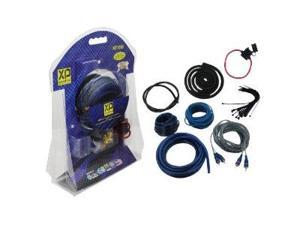 Absolute XP Audio KIT1000 Max 20-Feet 1000 Watts Complete Amplifier Hookup Kit for Battery