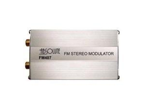Absolute FM407 FM Modulator Kit 7 Channel PLL FM Stereo Modulator