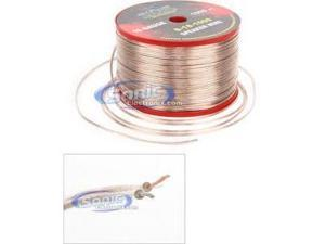 Absolute S18.1000 (S-18-1000) 1000 Ft. Spool of 18 Gauge Speaker Wire