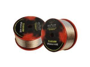 Absolute S10100 10-Feet Spool of 10 Gauge Speaker Wire