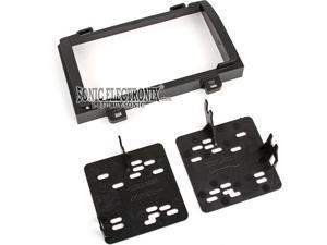 Metra 95-8224 Double DIN Installation Dash Kit for 2009 Toyota Matrix and Pontiac Vibe