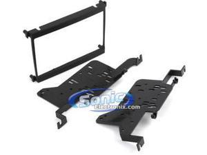 Metra 95-8157B (Black) Double DIN Installation Kit for 1992-2000 Lexus SC300 and SC400