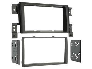 METRA 95-7953 DOUBLE DIN INSTALLATION KIT FOR 2006-09 SUZUKI GRAND VITARA