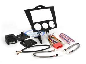 Metra 95-7510 Double DIN Installation Kit for 2004-2008 Mazda RX-8 Vehicles