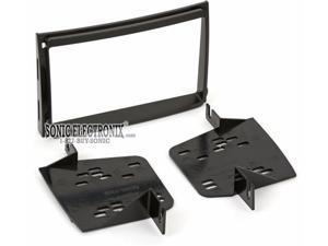 Metra 95-7326 Double DIN Installation Kit for 2007-up Hyundai Elantra Vehicles