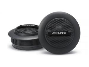 "Alpine SPS-110TW - 1"" Silk Ring-Dome Component Tweeter"