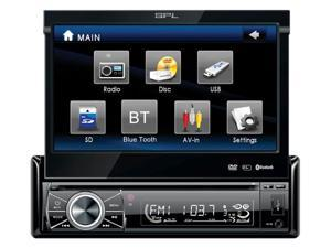SPL SID-8902BT (w/ Bluetooth V2.0 & Analog TV Tuner)
