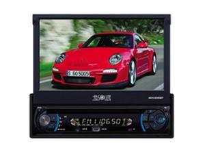 Absolute AVH-5200BT 7-Inch In-Dash Touch Screen DVD Multimedia Player with Detachable Front Panel Built in Bluetooth and ...