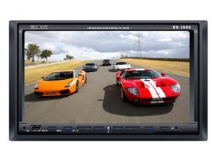 Absolute DD-1000 7-Inch In-Dash Motorized Double-Din Touchscreen System