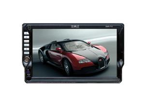 Absolute DMR-710BT Single-DIN In-Dash DVD/MP3 Receiver with 7-Inch TFT LCD Touchscreen DIsplay
