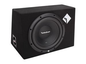 Rockford Fosgate R1-1X10 10-Inch 200 Watt Single Loaded Enclosure - Set of 1