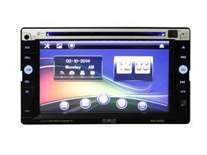 Absolute AVH-650BT 6.1 inch TFT/LCD Multimedia Receiver with built-In Bluetooth