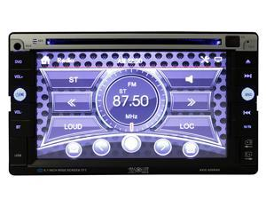 Absolute AVIC-650NAV 6.1 inch TFT/LCD Multimedia Receiver with built-In Bluetooth.