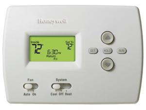 Honeywell TH4210D1005 PRO 5-2 Programmable Thermostat