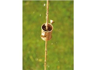 Achla Designs Watering Can Rain Chain Extension