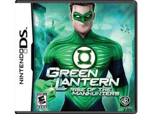 Green Lantern - Rise of the Manhunters DS New