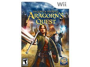 Lord of the Rings - Aragorn's Quest Nintendo WII New