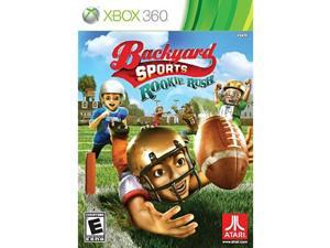 Backyard Sports Football - Rookie Rush Xbox360 New