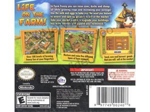 City Interactive 00240 Farm Frenzy: Animal Country Nintendo Ds