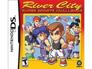 Aksys Games NDS-12 River City Sports Challenge Nintendo Ds