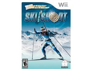 Ski and Shoot Nintendo WII New