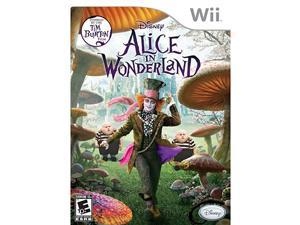 Alice in Wonderland Nintendo WII New