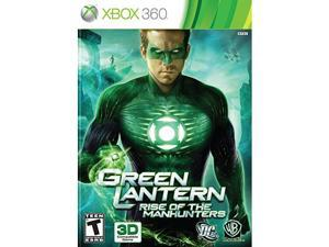 Green Lantern - Rise of the Manhunters Xbox360 New