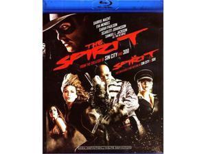The Spirit (2 Disc With Digital Copy) (Blu-ray) Blu-Ray New