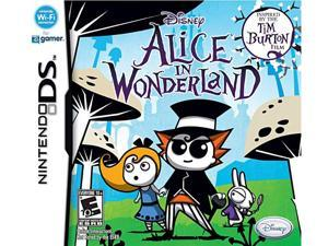 Alice in Wonderland DS New