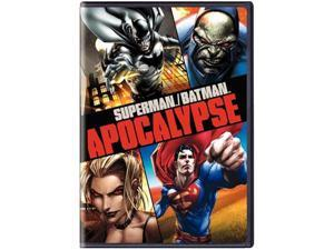 Superman/Batman - Apocalypse (Single-Disc Edition) DVD New
