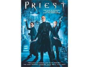Priest (Rated Version) (Scott Stewart) DVD New