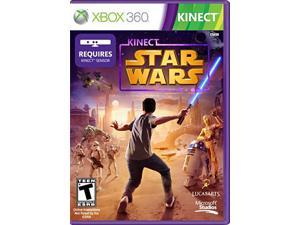 Star Wars (Kinect) Xbox360 New