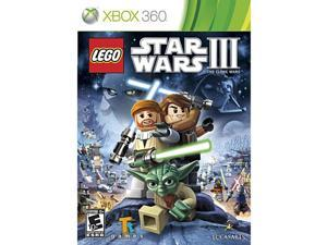 LEGO Star Wars III - The Clone Wars Xbox360 New