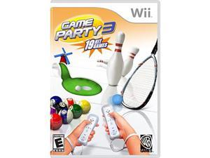 Game Party 3 Nintendo WII New