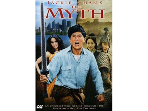 The Myth - Jackie Chan DVD New