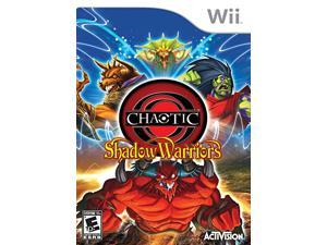 Chaotic - Shadow Warriors Nintendo WII New